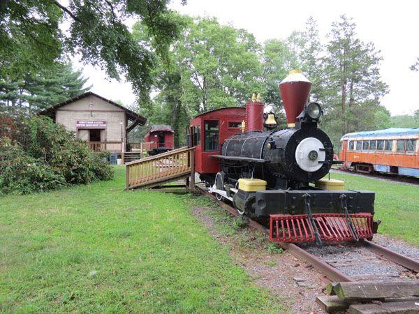 RR Museum Engine